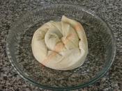 Ispanaklı Kol Böreği