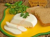 Ev Yapımı Köy Peyniri