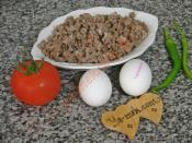 Kıymalı Yumurta
