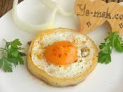Soğan İçi Yağda Yumurta