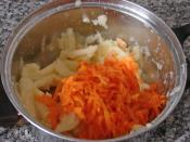 Yoğurt Soslu Patates Topları