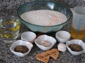 Focaccia İtalyan Ekmeği