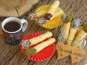 Caterpillar Cookie Recipe