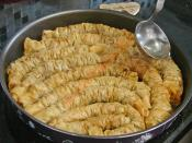 Walnut Turkish Baklava Recipe