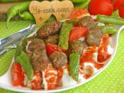 Iskender Kebab With Meatballs Recipe