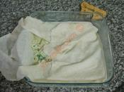 Makarnadan Yalancı Su Böreği