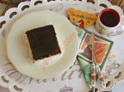 Çikolatalı Trileçe Tatlısı
