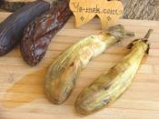 Fırında Patlıcan Nasıl Közlenir