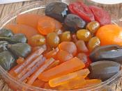 Geleneksel Meyve Tatlıları (Hacı Şerif)