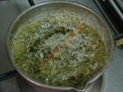 Naneli Yoğurt Çorbası