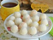 Coconut Cream Truffles Recipe