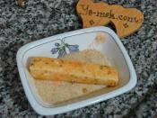 Baharatlı Peynir Pane