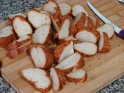 Fırında Yumurtalı Bayat Simit Kebabı