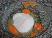 Krem Şantili  Baton Kek