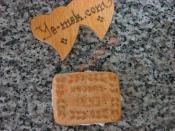 Burçak Bisküvili Tatlı