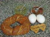 Yumurtalı Simit