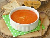 Baklalı Tarhana Çorbası