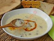 Misket Köfteli Yoğurt Çorbası