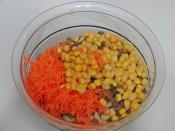 Mercimekli Makarna Salatası
