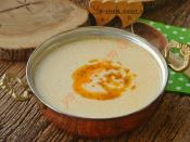 Sütlü Bulgur Çorbası