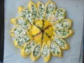 Peynirli Güneş Poğaça