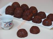 Çikolatalı Kadayıf Çıtırları