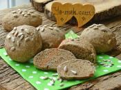 Ev Yapımı Çavdar Ekmeği