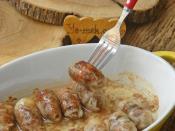 Şeftali Kebabı (Kıbrıs Yöresi)