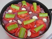 Tencerede Sebzeli Et Yemeği