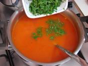 Tavuklu Pirinç Çorbası