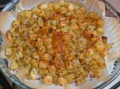 Fırında Patates Köfte