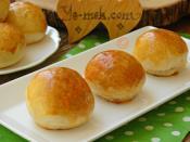 Pastane Usulü Mini Sandviç Ekmeği