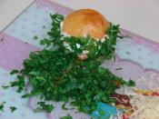 Pastane Usulü Sakallı Poğaça
