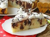 Şişleme Pasta (Dürtme Kek)