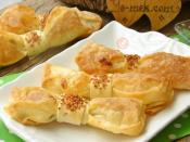 Peynirli Fiyonk Börek