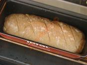 Ev Yapımı Kepek Ekmeği