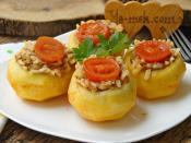 Kıymalı Patates Dolması