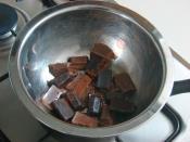 Kuru Yemişli Mısır Gevrekli Çikolatalı Tatlı