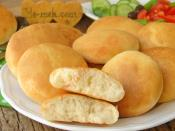 Kahvaltılık Pofuduk Ekmek