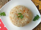 Arpa Şehriyeli Pirinç Pilavı