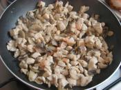 Fırında Beşamel Soslu Tavuk Yemeği