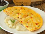 Karnabaharlı Omlet