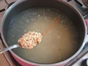 Dövme Buğday Çorbası