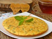 Peynirli Omlet Böreği