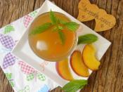 Şeftalili Ice Tea (Soğuk Çay)