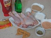 Tarhanalı Çıtır Tavuk Baget