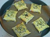 Peynirli Talaş Böreği