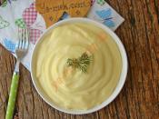 Sütlü Patates Püresi