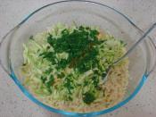 Kabaklı Kuskus Salatası
