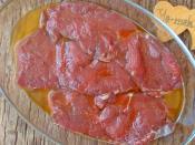 Kırmızı Et Terbiyesi
